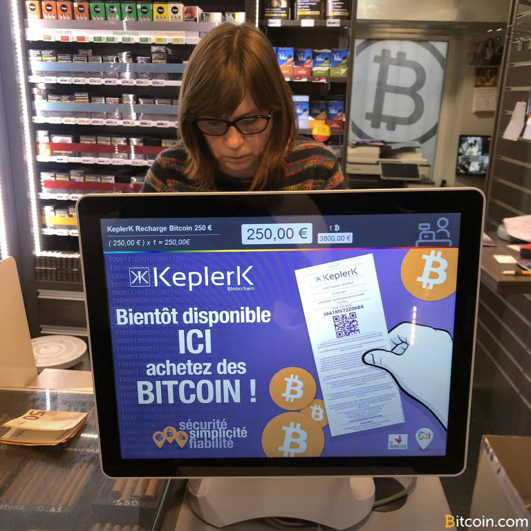 Bitcoin Goes on Sale in 24 French Tobacco Stores