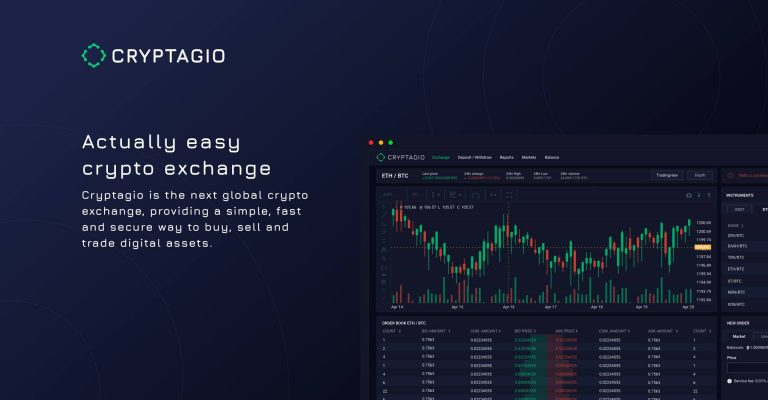 PR: Cryptagio Obtains Licences – Is Half Way to Becoming a Crypto Fiat Exchange