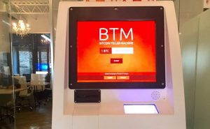'Big Four' Accounting Firm Deloitte is Now Running a Bitcoin ATM