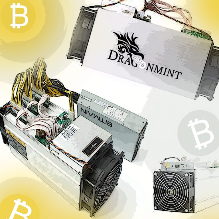 Results Are In: New Bitcoin Miner Dragonmint T1 Doesn't Make the S9 Obsolete