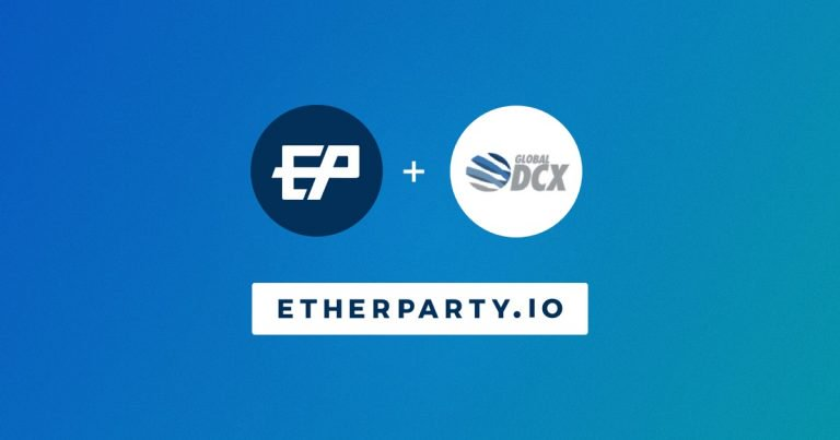 PR: Etherparty Expands Globally with DCX Partnership