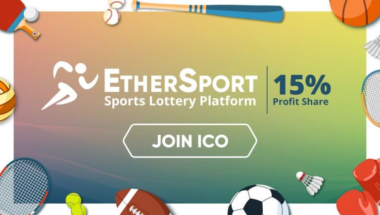 PR: Ethersport a Blockchain-Based Online Sports Lottery Platform to Launch ICO Campaign