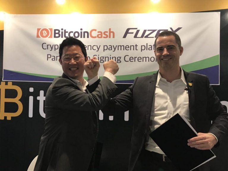 PR: FuzeX Partners with Bitcoin.com – Adds BCH to FuzeX Cards, Drops BTC