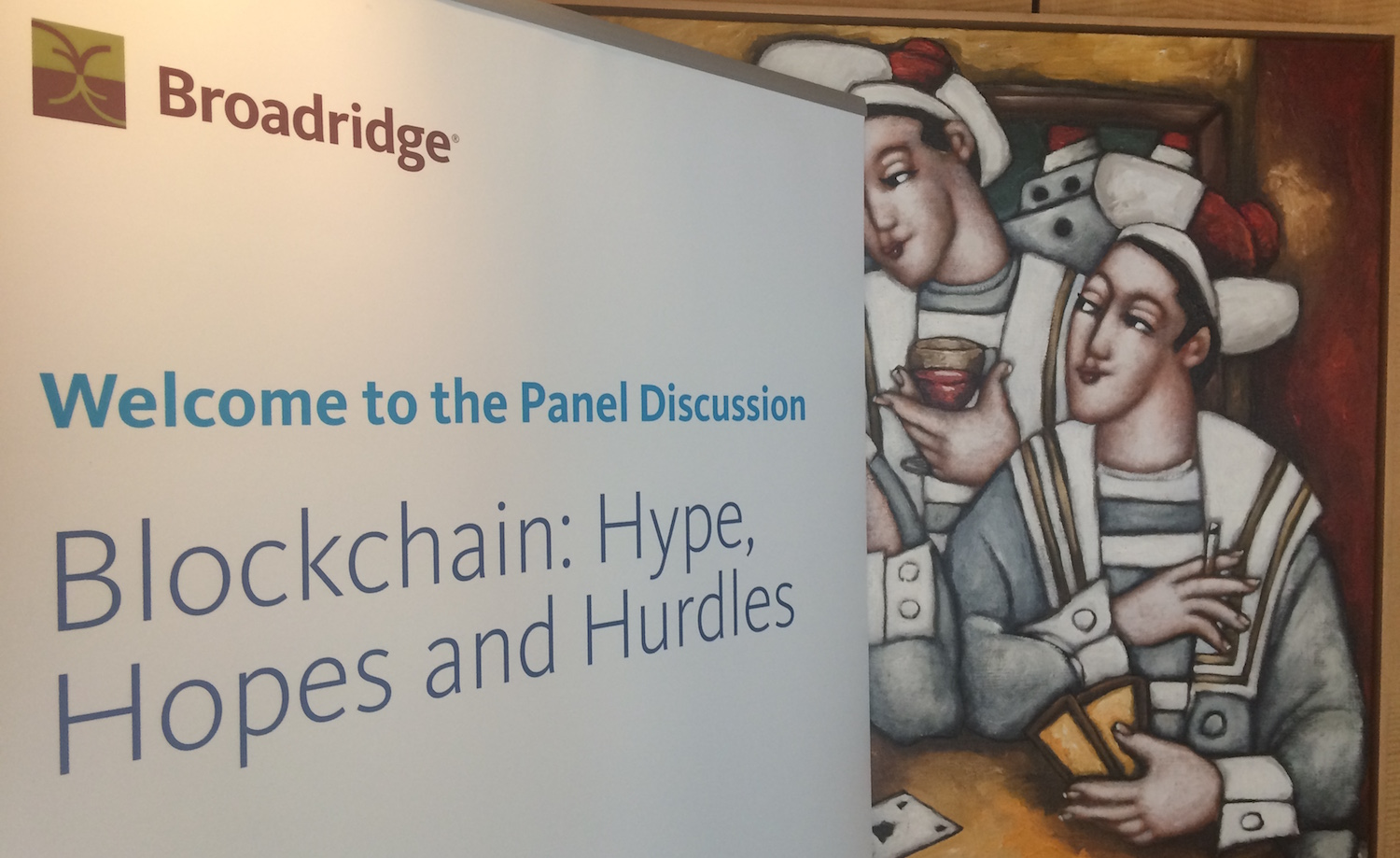 Why Broadridge is Investing Millions in Blockchain Voting
