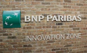 BNP Paribas Opens Lab to Boost Productivity With Blockchain