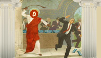 Would Jesus Use Bitcoin Against the Money Changers?