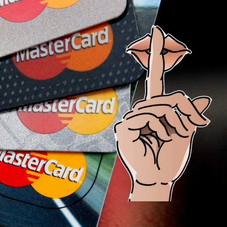 Mastercard Latest Crypto Patent: Anonymous Third Party Transactions