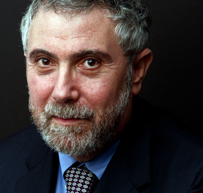 Paul Krugman is Wrong Again