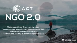 PR: ACT Is NGO 2.0 – Bringing Power Back to the People