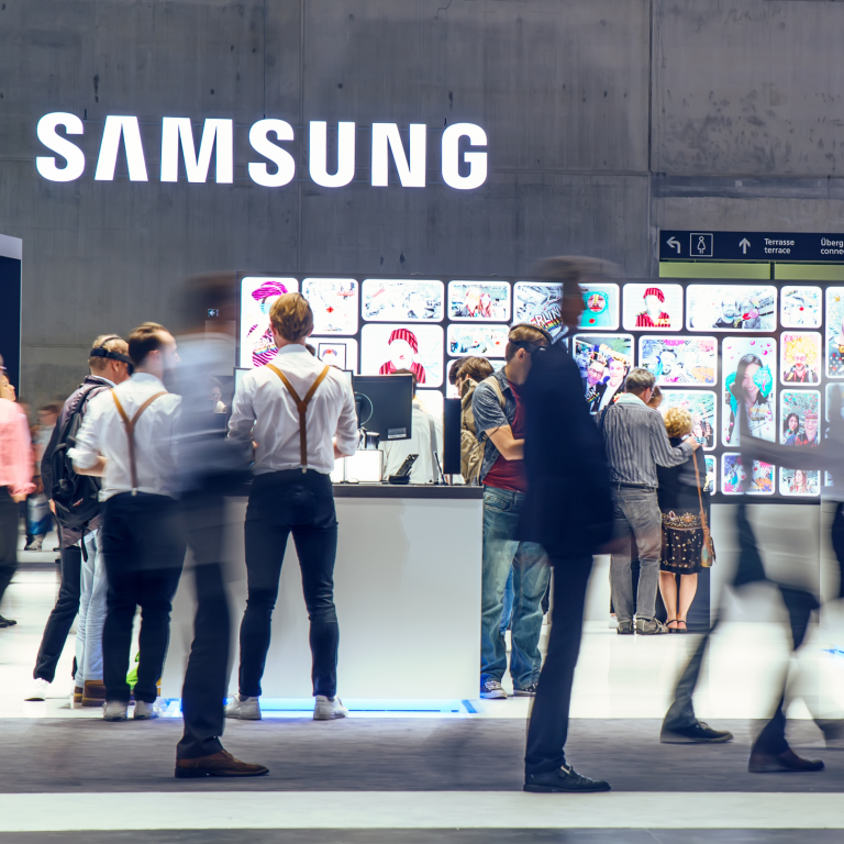Samsung Profits Surge on High Demand for Bitcoin Mining Chips