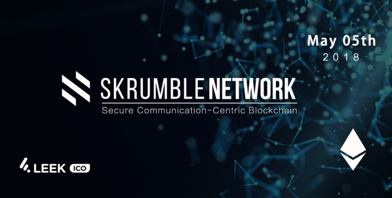 PR: Skrumble Network Crowdfunding Sells out in 1 Hour with the Help of LEEKICO and Announces First Exchange Listing
