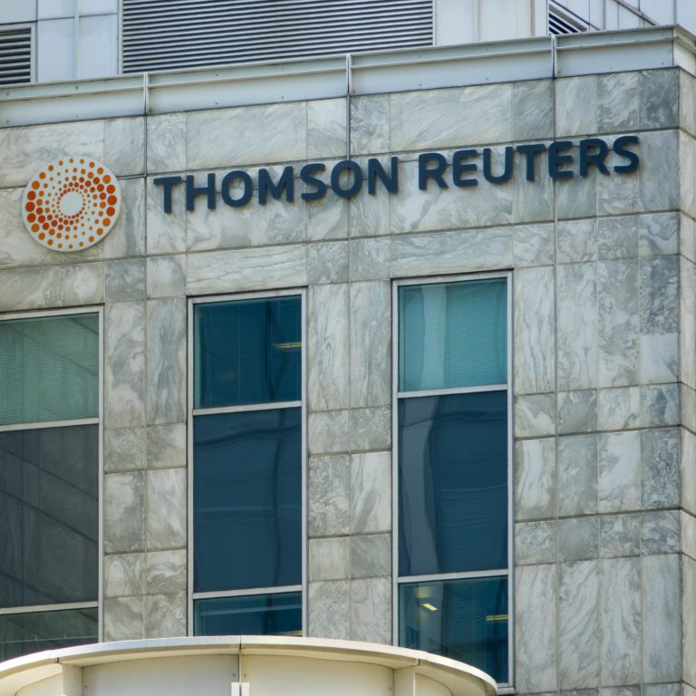 Thomson Reuters Eikon to Display Data on 50 Cryptocurrencies From Cryptocompare