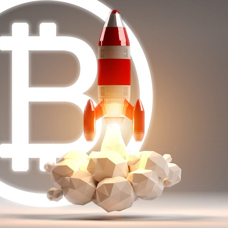 Markets Update: The Bitcoin Price Rocket Blasts Off Again