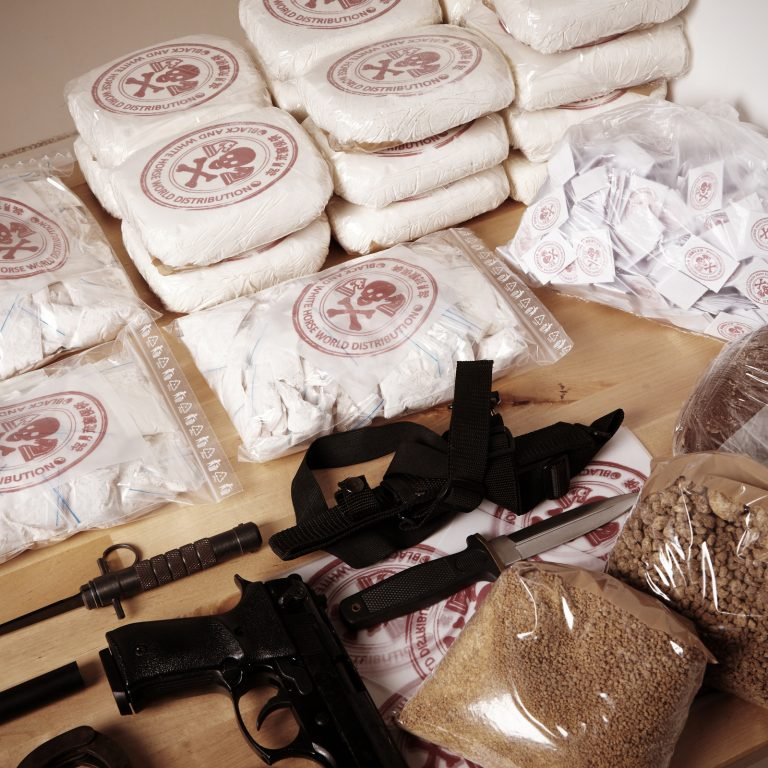 Government-Funded Drug Trafficking Makes USD the World's Dirtiest Currency