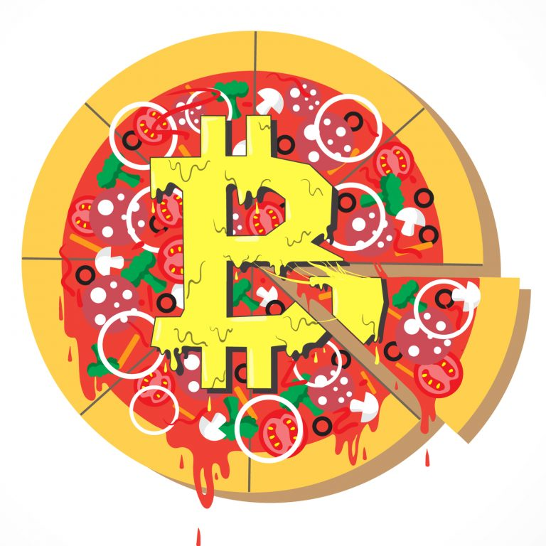 Moon Missions and Custom Wallets: Bitcoin Community Celebrates Pizza Day