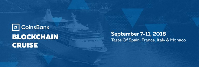 PR: Bringing the Blockchain Conference and Luxury Cruising Together – Coinsbank's 3rd Blockchain Cruise