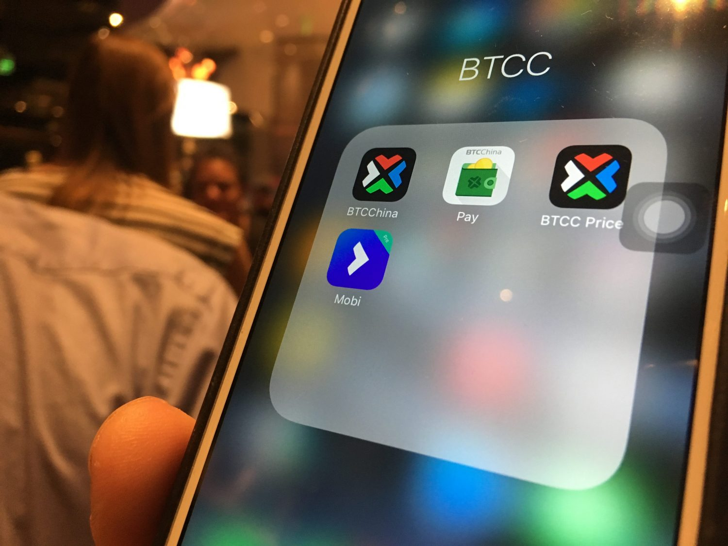 BTCC Previews New Mobile Bitcoin Wallet 'Mobi'