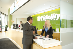Fidelity Integrates with Coinbase, Mines Bitcoin Using 21 Inc Computers, and Accepts Bitcoin at its Cafeteria