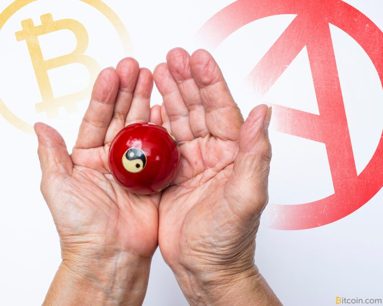 Curing the Disease of Control with Taoism and Crypto-Anarchy