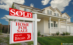 As Bitcoin's Value Rises Real Estate for BTC Sales Follows the Trend
