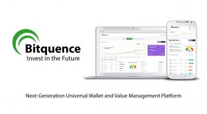 PR: Bitquence Announces Crowd Sale for Crypto Wallet With Asset Management and Liquidity Network
