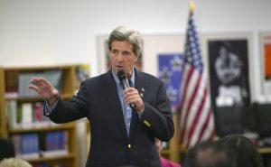 John Kerry Hints Bitcoin Training is Underway at US Embassies