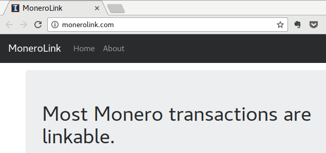 You Can Link Monero Transactions – But Which? And What's the Impact?