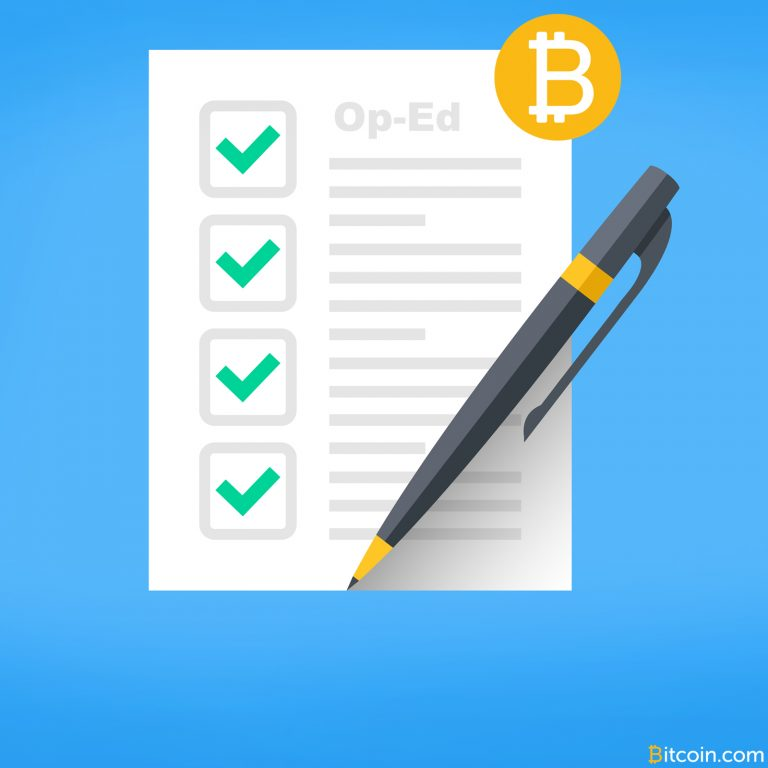 Do You Have What it Takes to Write Op-Ed Articles for Bitcoin.com?