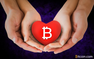 Charitable Donations Using Bitcoin Continue to Rise