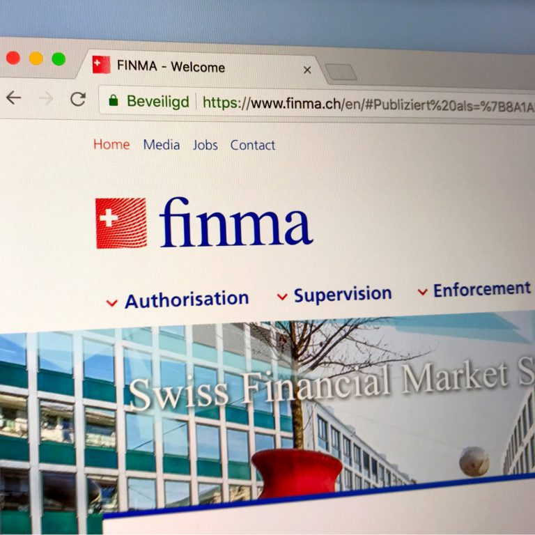 FINMA Launches Proceedings Against $100 Million ICO