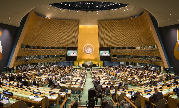 How Blockchain Could Finally Unite the United Nations