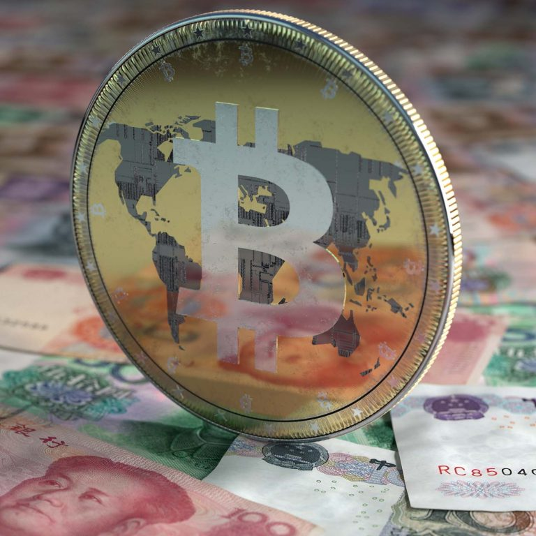 PBoC: Bitcoin Trading in Chinese Currency Drops Below 1% of World Total