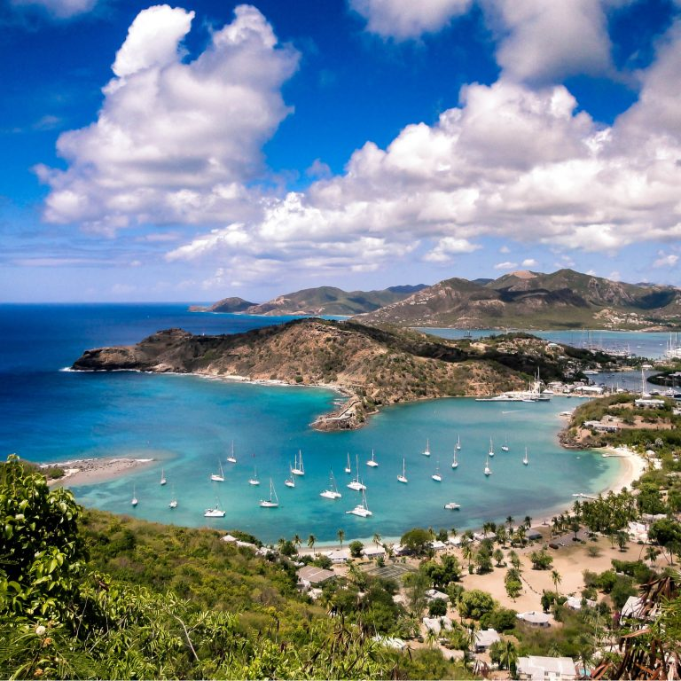 You Can Become a Citizen of Antigua and Barbuda for Less Than 13 BTC
