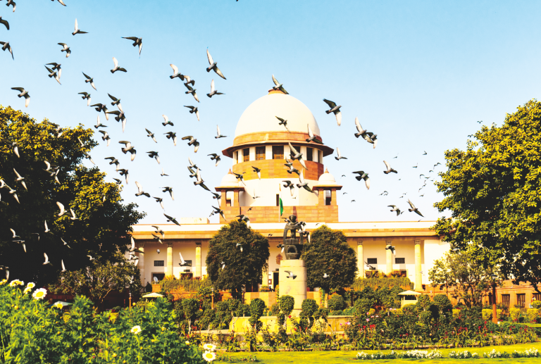 Indian Supreme Court Heard Crypto Case in Depth