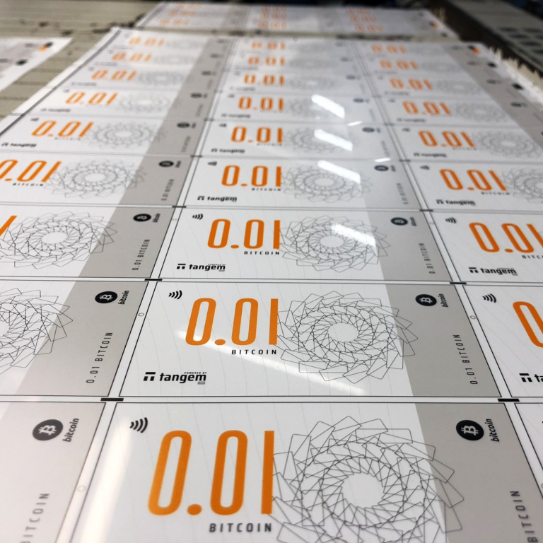 Bitcoin Smart Banknotes Launched in Singapore