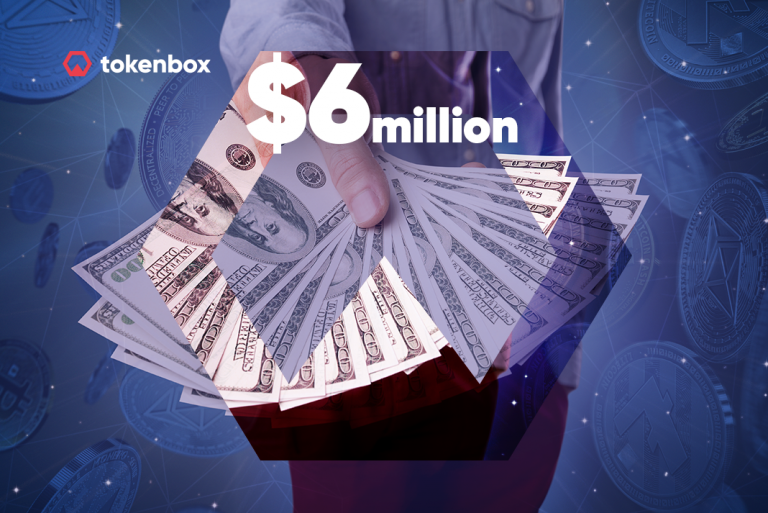 PR: Tokenbox Platform to Invest $6 Million into Crypto Funds Development