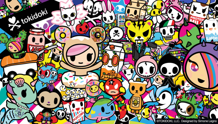 PR: ECOMI Partners with tokidoki to Transform Characters into Digital Collectables
