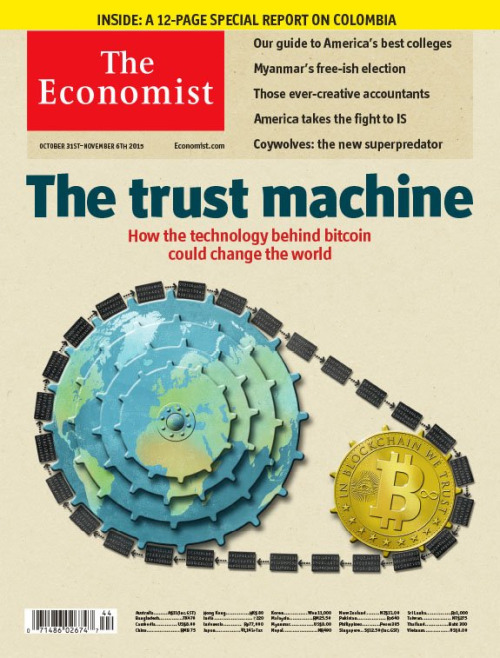 How the technology behind #Bitcoin could change the word. (on...
