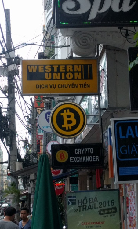 Ho Chi Minh City, Vietnam. #Bitcoin via @kyletorpey