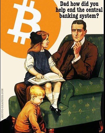Bitcoin is the Answer!