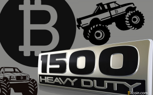 Bitcoin Price Goes Full Throttle Blasting Past $1500